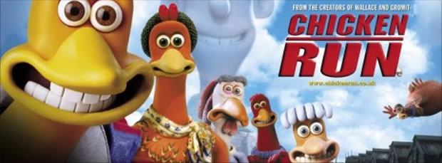 "Movies In The Park: ""Chicken Run"""