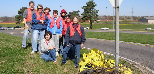 Green Team Highway Clean-Up