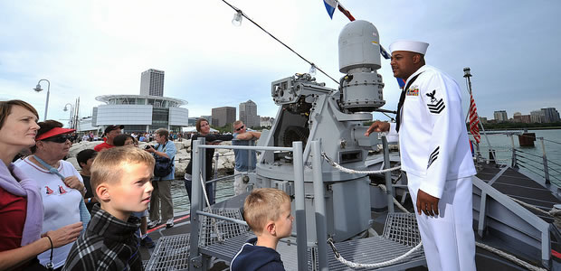 St. Louis Selected for 2014 Navy Week