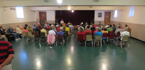 September 12 General Membership Meeting