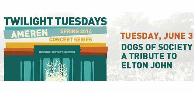 Twilight Tuesdays Spring 2014 Concert Series, Missouri History Museum