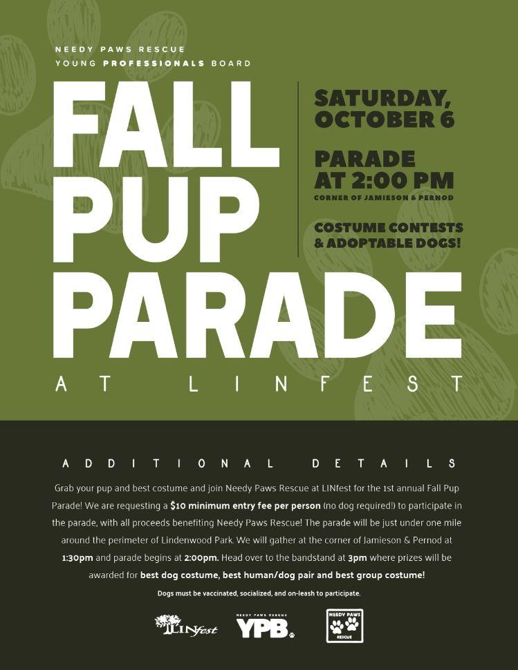 Fall Pup Parade