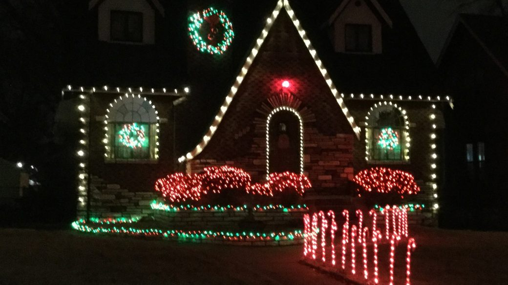 2020 Holiday Lighting Contest