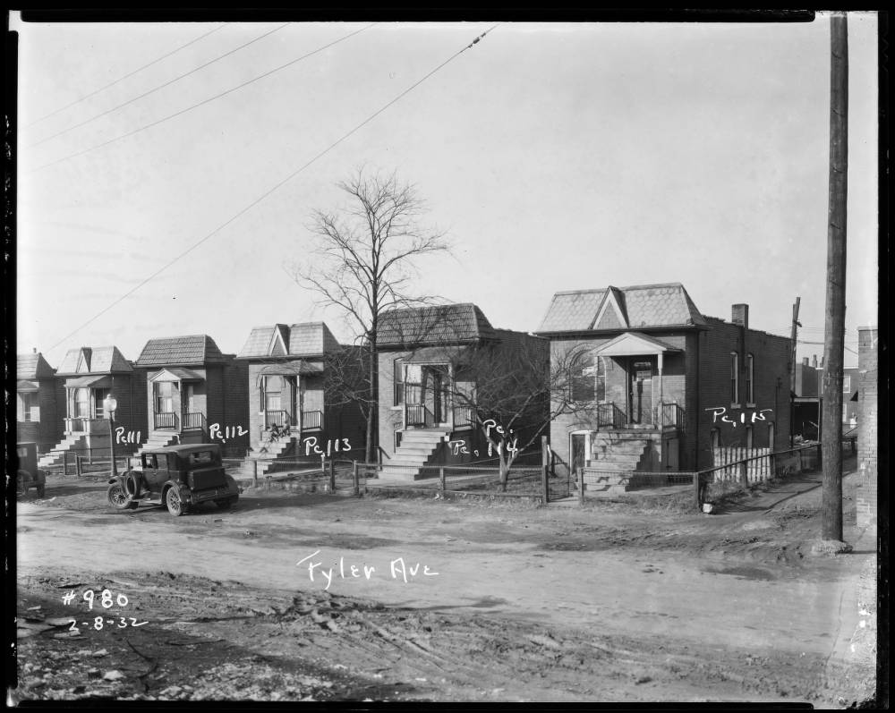 4300 block of Fyler Avenue St. Louis MO