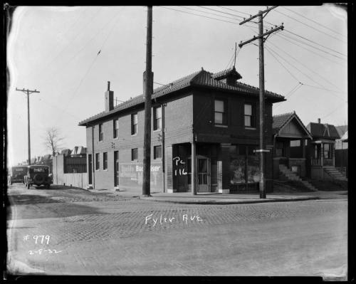 Fyler Avenue and Morganford St. Louis MO