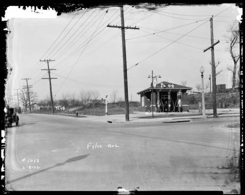 Fyler Avenue and Watson Road St. Louis MO